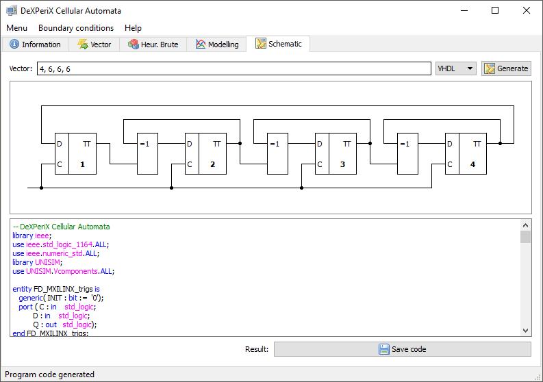 DexpCAgui - Schematic