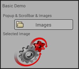 Nuklear displays images